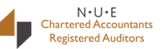 NUE Chartered Accountants Logo